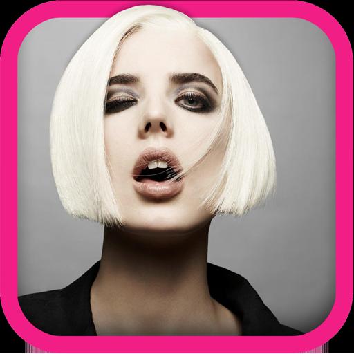 最美髮型精選圖解 - 化妝必備 生活 App LOGO-硬是要APP