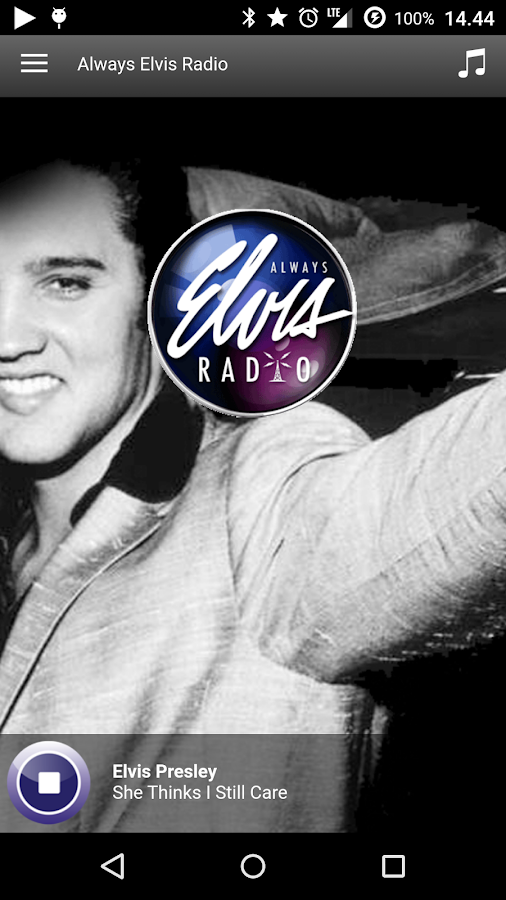 Always Elvis Radio- screenshot