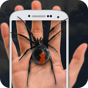 Spider On Hand: Crazy Joke for PC and MAC