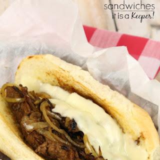 Skillet Steak Sandwiches