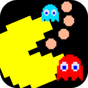 Space Pacman vs Ghost Minions