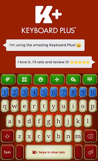 KingdomTheme Keyboard Plus