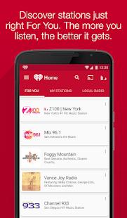 iHeartRadio - Radio & Music- screenshot thumbnail