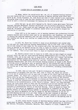 Photo: -2- Letter from NLCBD, Japan. 1974 Letter from Kosaku Fujimura to our Government recommending Alex for MBE.