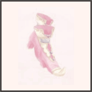魔力の靴-星