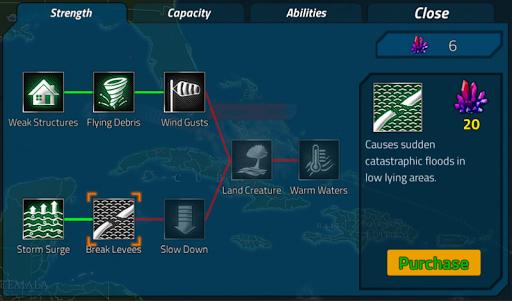 Code Triche Hurricane Outbreak APK MOD screenshots 3