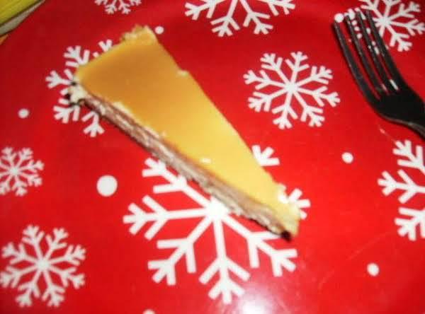 Decadent Caramel Cheesecake