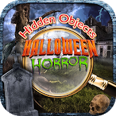 Hidden Object Halloween Horror Mystery Puzzle Game