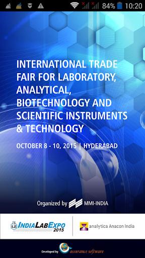 AnalyticaAnacon India Lab Expo