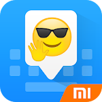 Facemoji Keyboard Lite for Xiaomi - Emoji & Theme 2.3.2.8