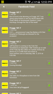 Froggy 107.7- screenshot thumbnail