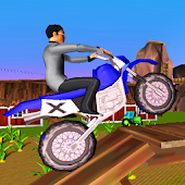 Farmer Dirt Bike Trial 3D