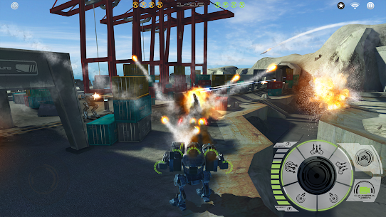Mech Battle – Robots War Game 4.1.5 Mod APK Latest Version 3