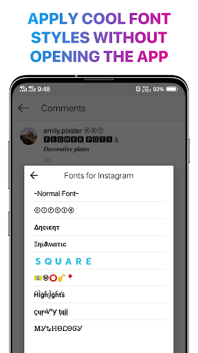 Fonts for Instagram - Cool Text, Fancy Font Styles image | 4