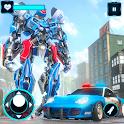 Bike Car Robot Gangster Rampage icon