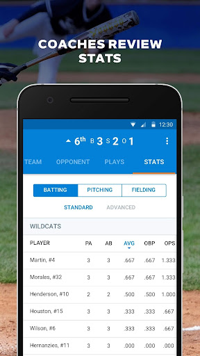 Download GameChanger Baseball & Softball Scorekeeper MOD APK 3