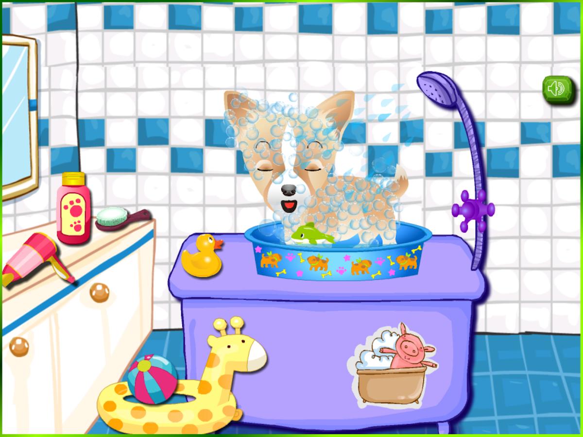 Indah Permainan Anjing Saya Apl Android Di Google Play