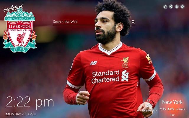 Mohamed Salah Hd Wallpapers Soccer Theme