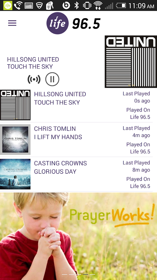Life 96.5- screenshot