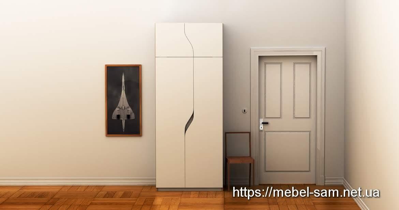 Шкаф из фанеры