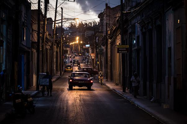 Nights streets of Matanzas di Marco Tagliarino