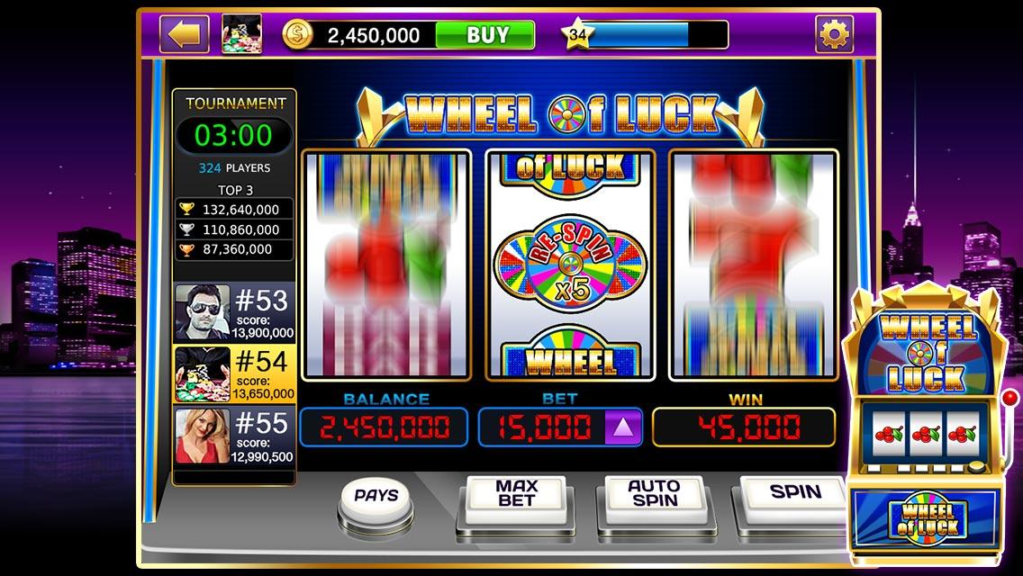 Vegas casino free games