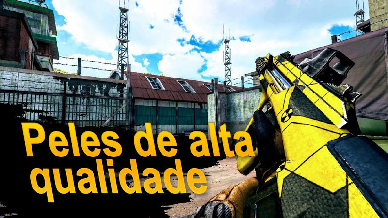 Bullet Force – APK MOD HACK – Dinheiro Infinito