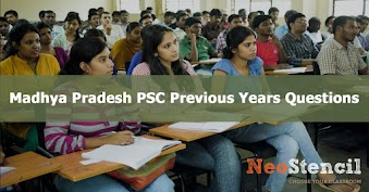 MPPSC Previous Years Question Papers