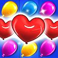 Balloon Paradise - Free Match 3 Puzzle Game apk