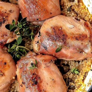 Lemon Chicken And Quinoa