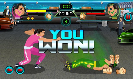 Women Boxing Mania 1.4 screenshots 5