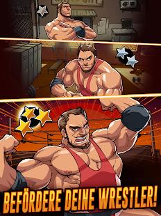 The Muscle Hustle: Schleuder-Wrestling Screenshot