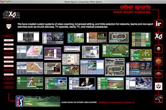 Photo: GUI Web Page [PhotoShop, Illustrator, Dreamweaver]