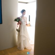 Wedding photographer Sergey Evseev (photoOM). Photo of 26.11.2017