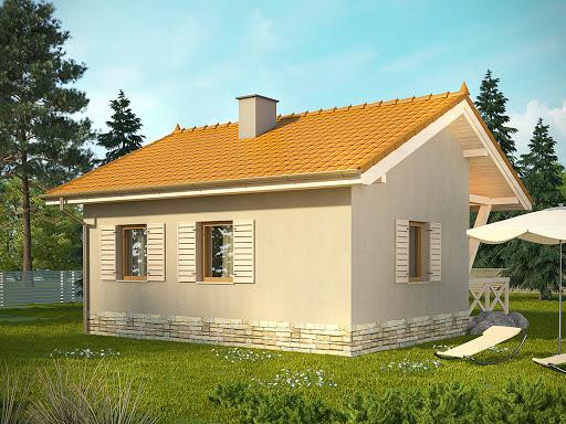 projekt Domek 8