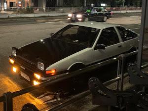 スプリンタートレノ AE86のカスタム事例画像 れいなさんの2020年07月30日03:06の投稿