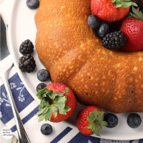 Low Fat Buttermilk Cake 57