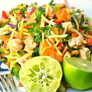 Asian Chopped Chicken Salad.