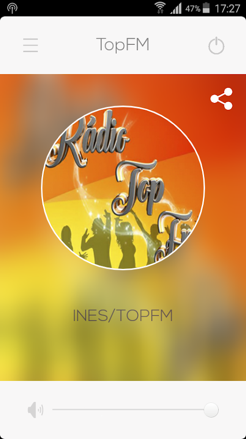 Radio Top FM- screenshot
