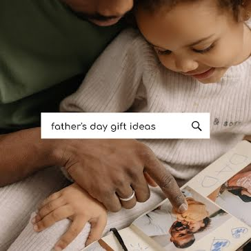 Father's Day Gifts - Father's Day template