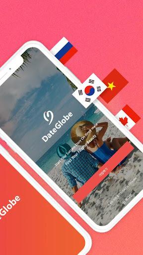 DateGlobe : Global Chat and Date 1.8.1 screenshots 2