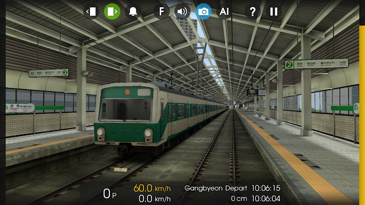 Hmmsim 2 - Train Simulator Android App Screenshot