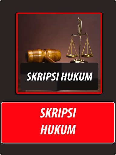 Skripsi Hukum for Android