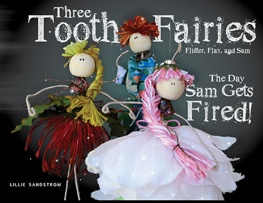 Three Tooth Fairies Flutter, Flax, and Sam cover
