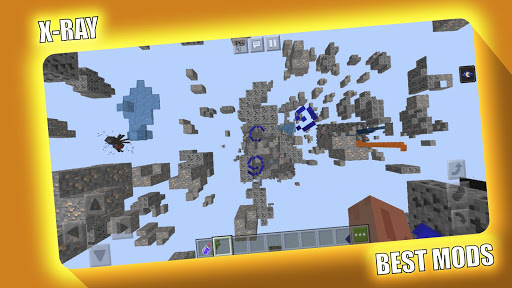 2020 X Ray Mod For Minecraft Pe Mcpe Android App Download Latest