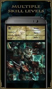 Puzzle 3 pro League of Legends - náhled