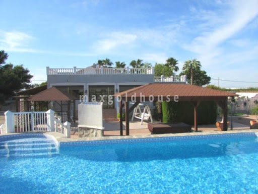 Dolores Detached Villa: Dolores Detached Villa for