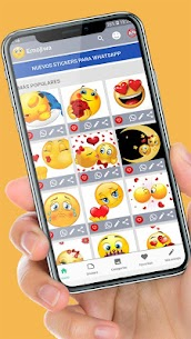😊WAStickerApps emojis stickers for whatsapp Download For Android 6