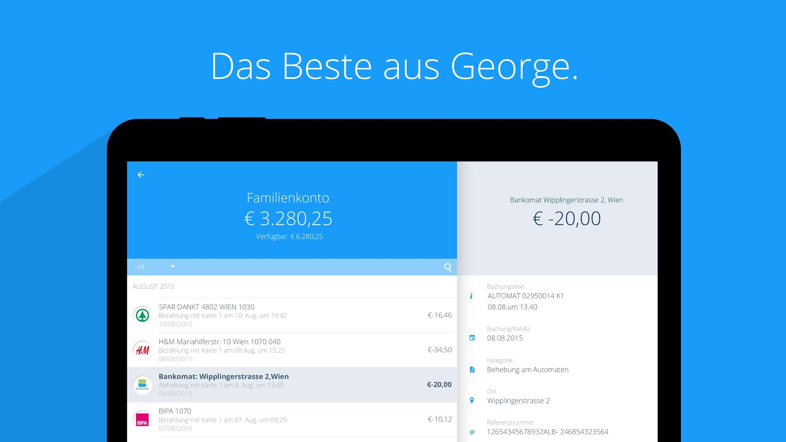 George Go – Screenshot
