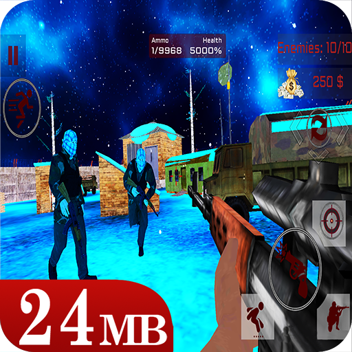 Counter Terrorist Attack-Sniper Gun Strike Shooter